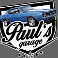 Pauls Garage Camaro by Paul Kuras