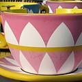 Pavilion Tea Cups by Kelly Mezzapelle