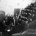Pavlov In Lecture Theater, 1904 by Wellcome Images