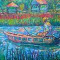Pawleys Island Fisherman by Kendall Kessler