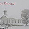 Pawpaw Church Christmas by Regine Brindle