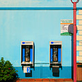 Pay Phones by Perry Webster