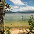 Payette Lake by Mark Mille