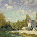 Paysage by Alfred Sisley