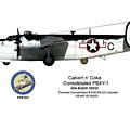 Pb4y-1 Liberator Profile by Richard Filteau