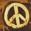 Peace 2 by Rabi Khan