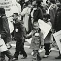 Peace Demonstration 1966 by Erik Falkensteen