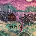 Peace In The Valley by Hil Eldridge