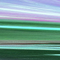 Peace Is Colorful 3 - Panoramic by Gina De Gorna