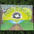 Peace Is Natural by Tree Whisper Art - DLynneS