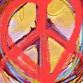 Peace Love  Art by Deborah Miller