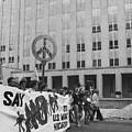 Peace March 1986 by Omar Shafey