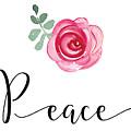 Peace by Nancy Ingersoll
