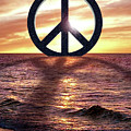 Peace On The Shoreline by Cristophers Dream Artistry