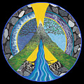 Peace Portal by Tree Whisper Art - DLynneS