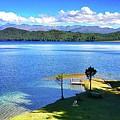 Peace Rara Lake by Ryan Martin