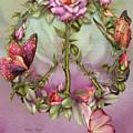 Peace Rose by Carol Cavalaris