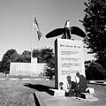 Peace Through Strength - Veterans War Memorial by Timothy Wildey