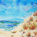 Peaceful Beach II by Donna Proctor