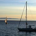 Peaceful Day In Santa Barbara by Clayton Bruster
