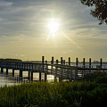 Peaceful Evening At Cooper River by Jennifer White