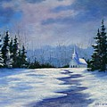 Peaceful Evening by Jerry Walker