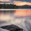 Peaceful Evening On Bear Pond by Darylann Leonard Photography