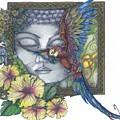 Peaceful Flight by Eileen King