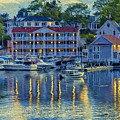 Peaceful Harbor by Patti Schulze