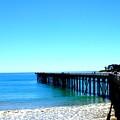 Peaceful Pier by Melissa KarVal