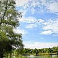 Peaceful View - Bradfield Park 18-37 by Ray Shrewsberry