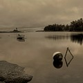 Peaceful Waters by Greg DeBeck