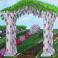 Peacefull Path by Gordon Wendling