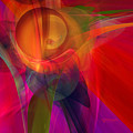 Peach Dreams by Diane Parnell