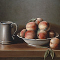 Peaches And Pewter by Shelley  Thayer Layton