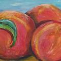 Peaches by Eric  Schiabor