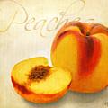 Peaches by Joseph Marcou