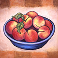 Peaches by Linda Mears
