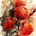 Peaches by Rachel Christine Nowicki