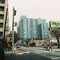 Peachtree And 7th St 2006 Winter by Jake Hartz
