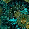 Peacock Fantasia by Charmaine Zoe