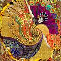 Peacock by Martha Bennett