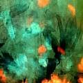 Peacock Rising by Lisa Simmons
