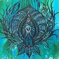 Peacocks  by Sonal Kanakdande