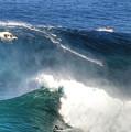 Peahi Maui by Dustin K Ryan