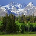Peaks by Marty Koch