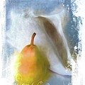 Pear And Seashell by Alice Gipson