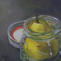 Pear Jam by Kristine Kainer