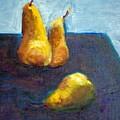 Pear Plus One by Kayla Bozoti