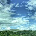 Pearisburg Virginia View by Kerri Farley